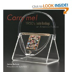 Carry Me 1950s Lucite Handbags