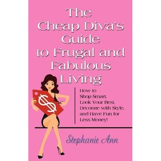 Cheap Diva Book  Cover From Amazon