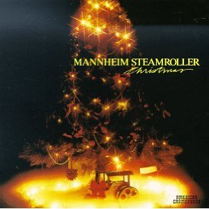 Christmas Manheim Steamroller
