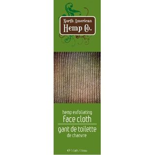 Hemp Exfoliating Face Cloth