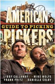 American Pickers Book