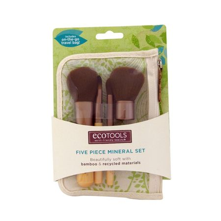 Ecotools travel brushes