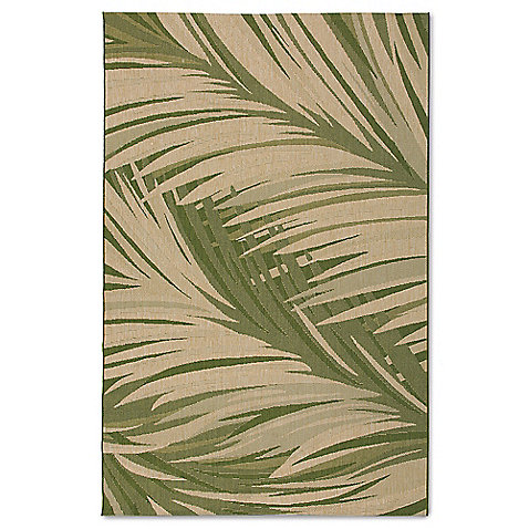 Miami Palm Indoor Outdoor Rug