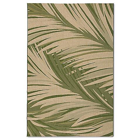 Miami Palm Indoor Outdoor Rug