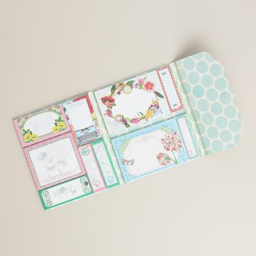 Pip Studio Floral Sticky Notes