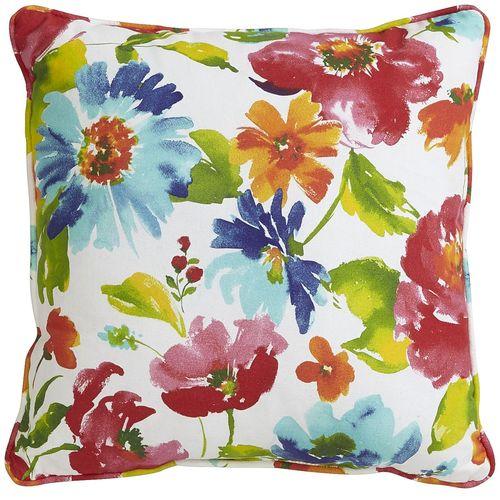 Belle Floral Pillow