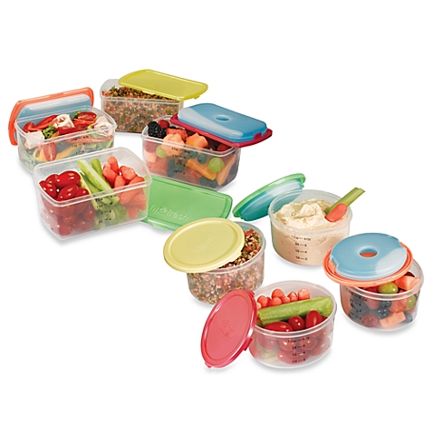 Fit & Fresh Smart Portion Chill Containers