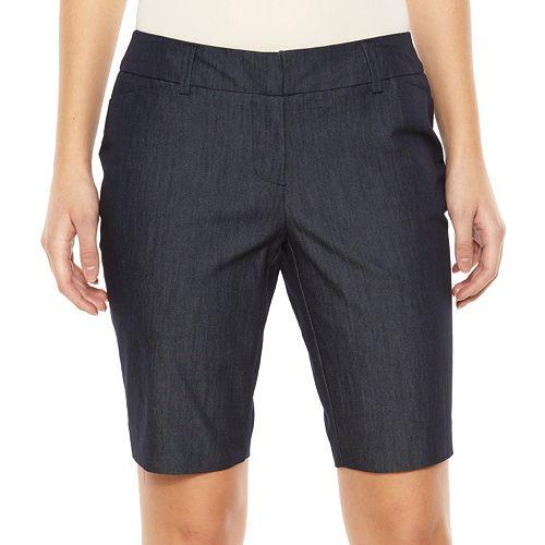 Apt 9 Solid Bermuda Short