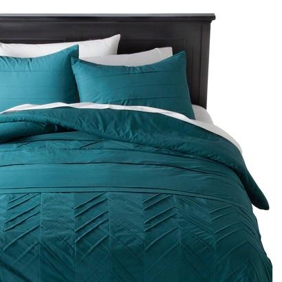 Nate Berkus Textured Comforter Set