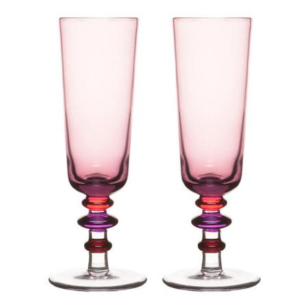 Sagaform champagne glasses