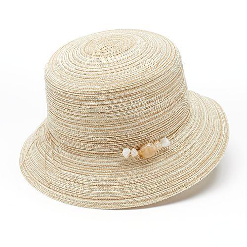Apt. 9 Packable Radial Tweet Microbrim Hat