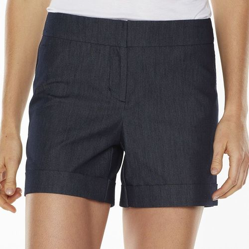 Apt. 9 Modern Fit Cuffed City Shorts - Women's