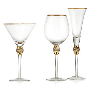 Victoria stemware sets-of-4