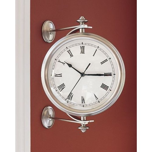 The Cheap Diva: Decorating with Clocks for Timeless Style