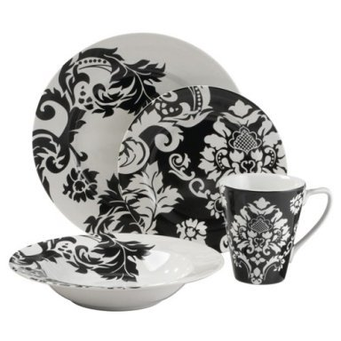 Damask_16pc_dinnerware_set_blackw_2